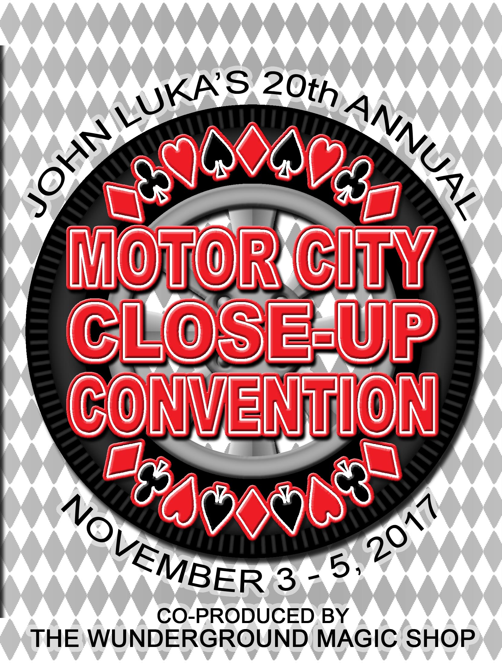 Motor city conventions for Detroit tattoo convention 2017